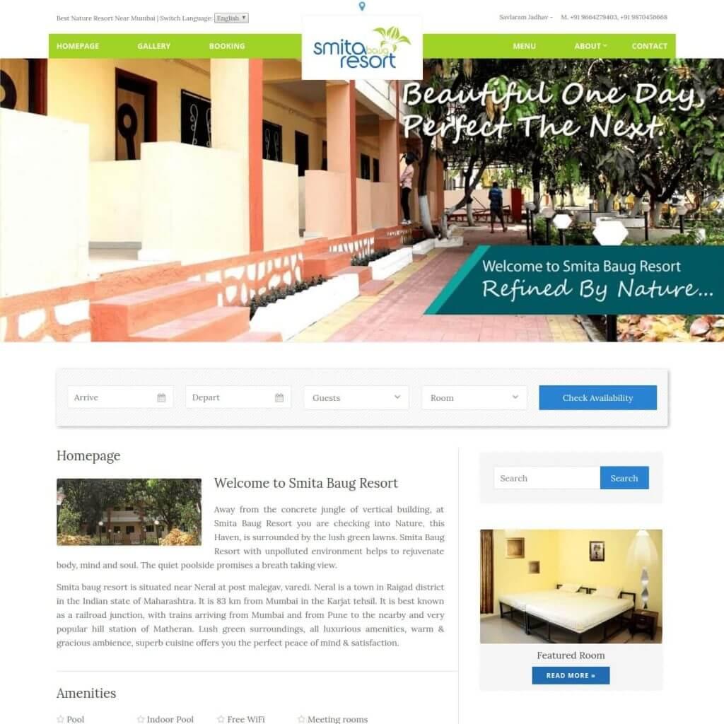 Smita Baug Resort