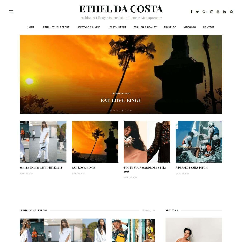 Ethel Da Costa