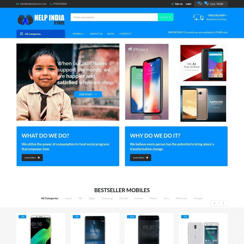 Help India Store